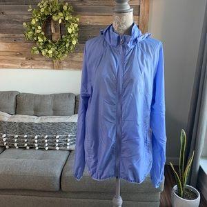 L.L. Bean Unisex Packable Windbreaker Jacket